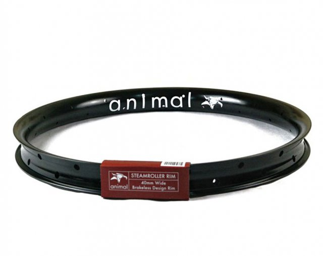 Animal Steam Roller Rim