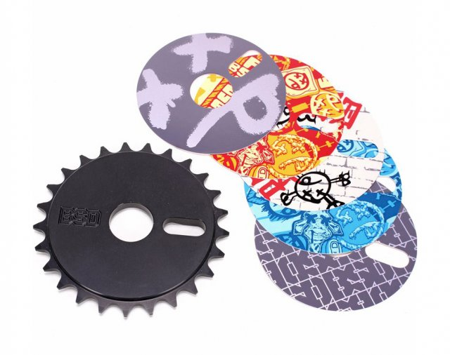 BSD Sticker Bomb Sprocket