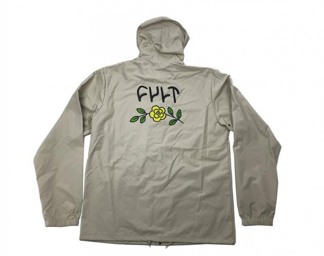 Cult In Bloom Nylon Jacket