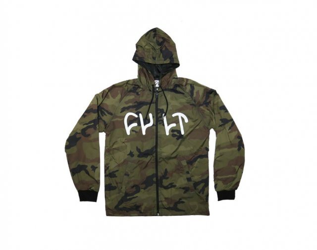 Cult Logo Jacket