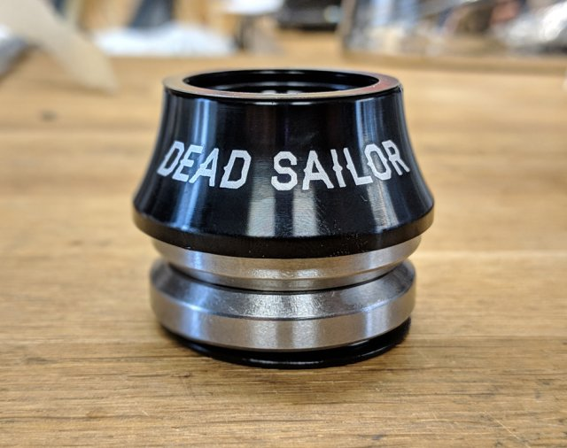 Dead Sailor Hold Fast Integrated Headset