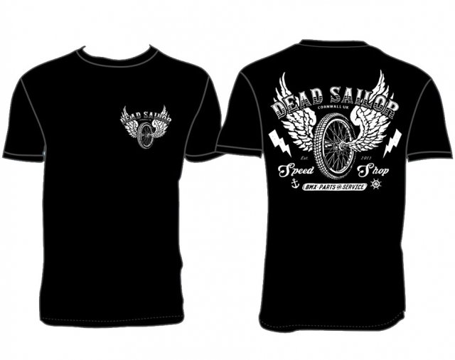 Dead Sailor Speed Shop T-Shirt