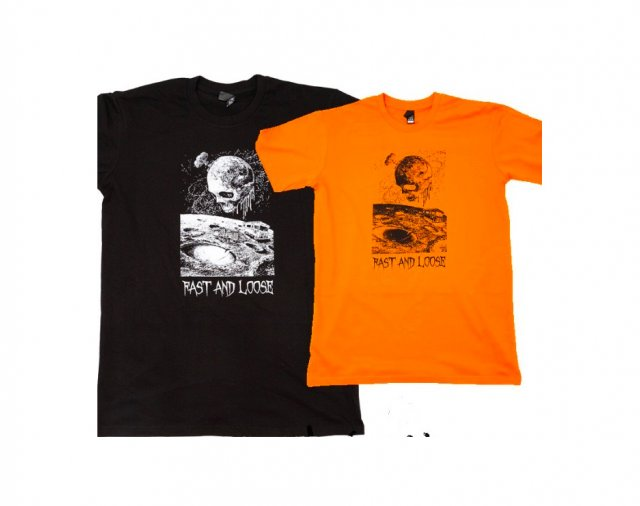 Fast And Loose Rotted Earth T-Shirt