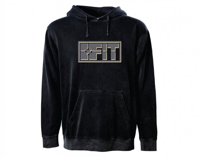 FIT Scope Hoodie - Charcoal