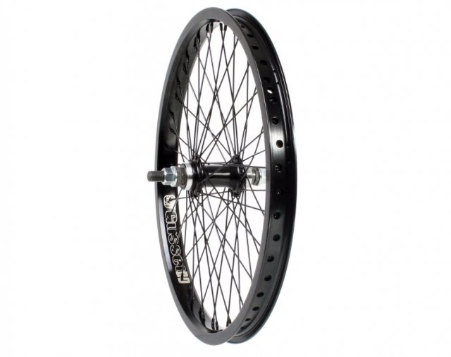 Gusset Black Dog Rear Wheel