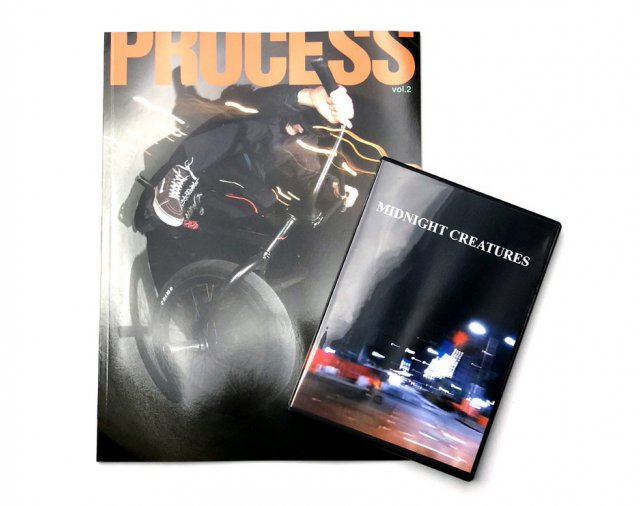 Primo Midnight Creatures DVD & Process Magazine Volume 2