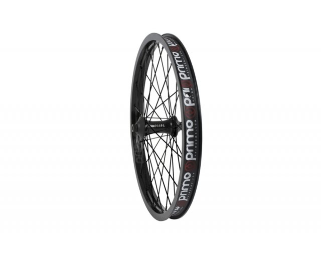 Primo VS N4 Flangeless V2 Front Wheel