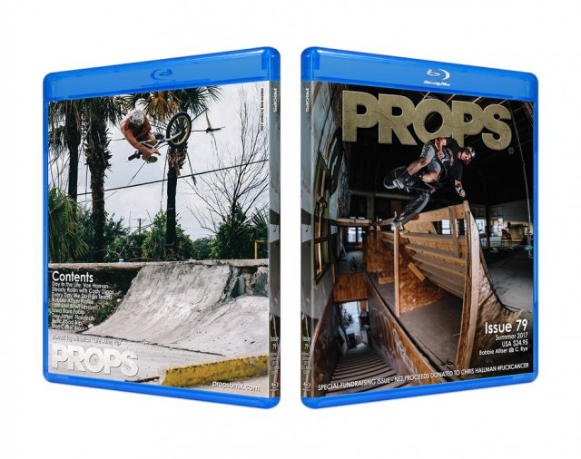 Props Video Magazine Issue 79 Blu-Ray