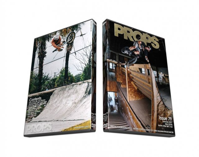 Props Video Magazine Issue 79
