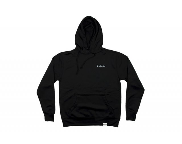 Tall Order Logo Poly-Tech Hooded Sweatshirt