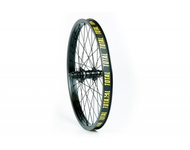 Total BMX Techfire Cassette Rear Wheel