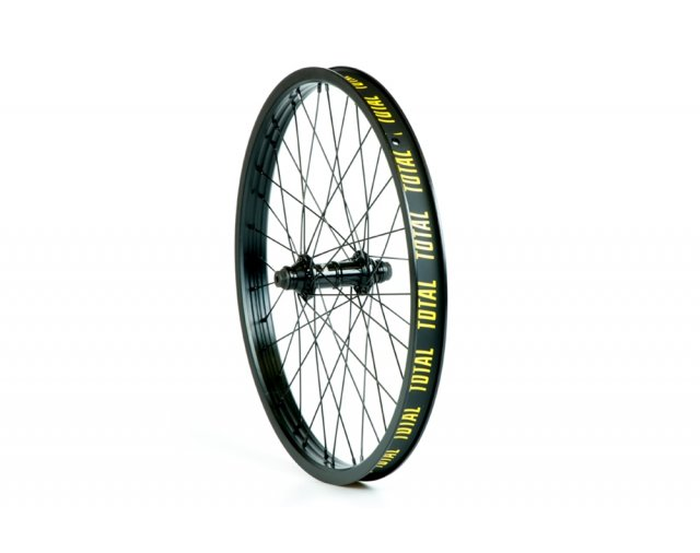 Total BMX Techfire Front Wheel