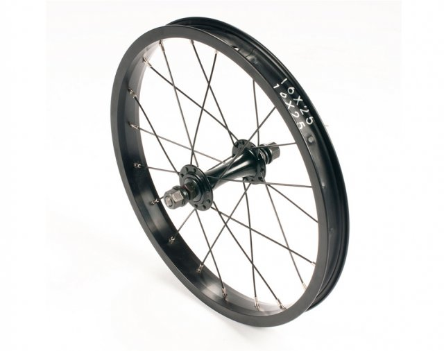 United Supreme 16 Front Wheel