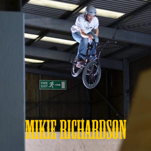mikie richardson dead sailor bmx