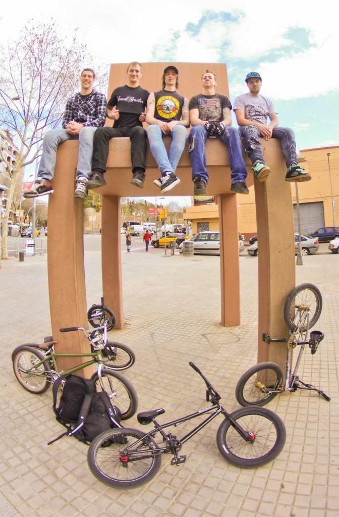 Dead Sailor BMX Barcelona