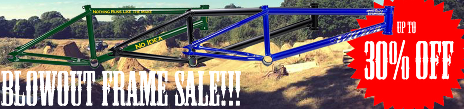 dead sailor bmx frame sale