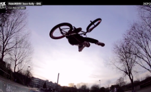 RideUKBMX Sean Kelly - ONE