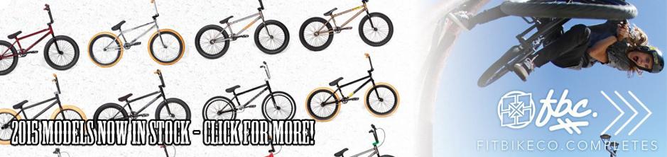 fit bmx bikes