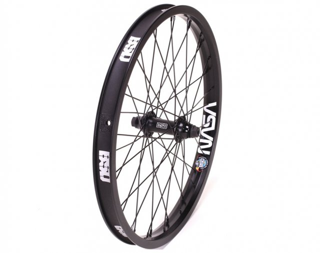 BSD Mind Wheel Front Street Pro With Hub Guards