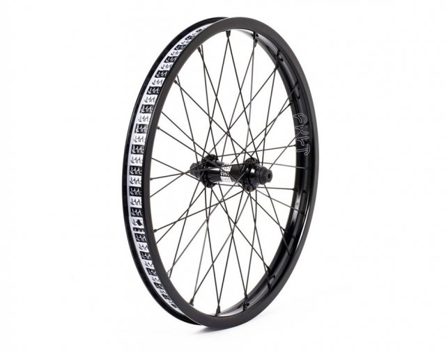 Cult Crew Match V2 Front Wheel With Guards