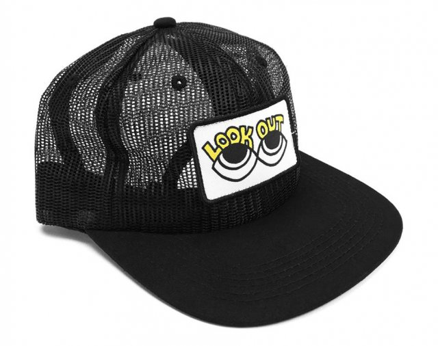 Cult Look Out Mesh Cap