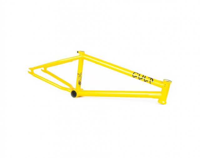 Cult Shorty IC Frame Ricany Yellow