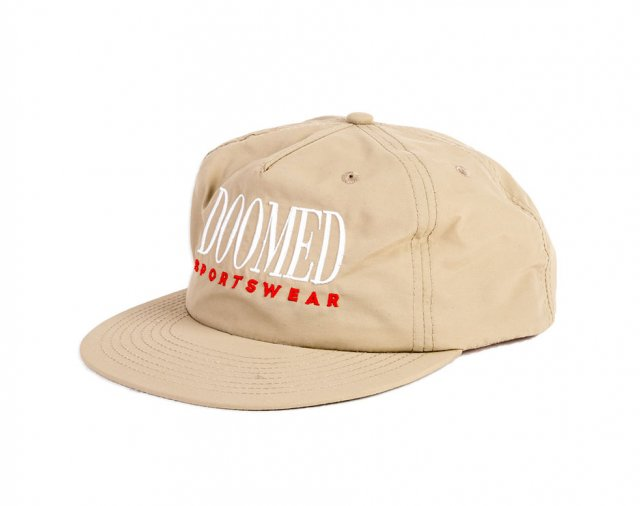 Doomed Sportswear 5 Panel Snapback