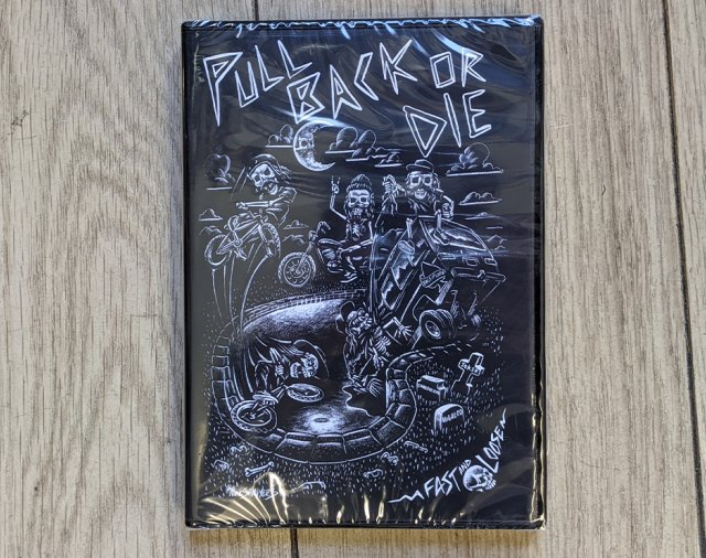Fast & Loose Pull Back Or Die DVD