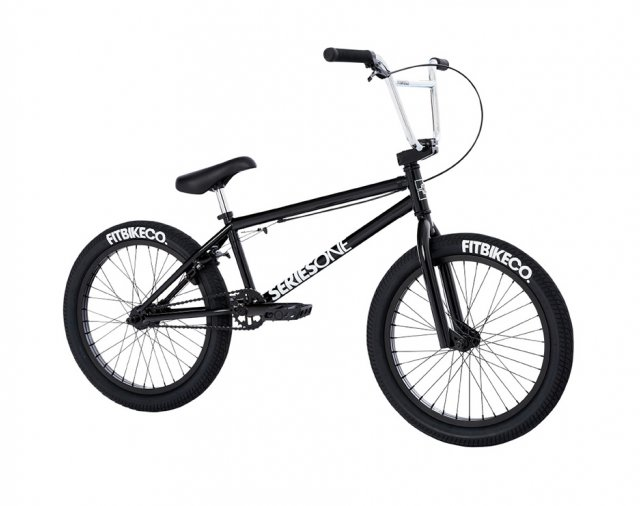 FIT 2021 Series One Medium BMX Bike