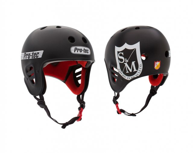 Pro-Tec Full Cut Certified S&M Helmet