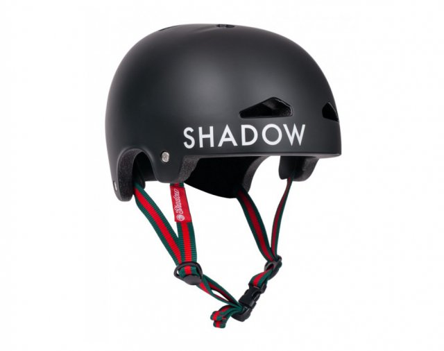 Shadow Matt Ray Feather Weight In-Mold Helmet