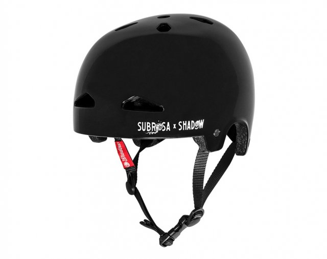 Shadow X Subrosa Feather Weight In-Mold Helmet