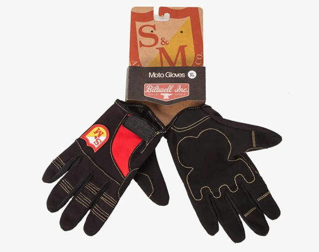 S&M Biltwell Shield Gloves