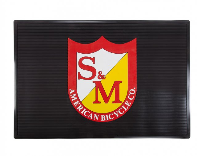 S&M Rubber Floor Mat