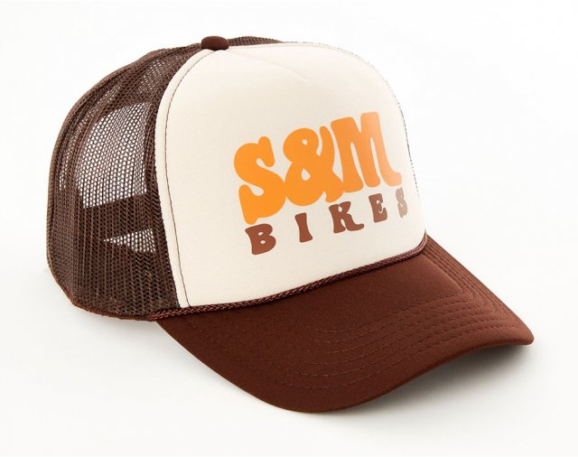 S&M Keep On Trucking Hat