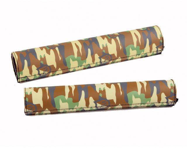 S&M Padset Camo Shield Wrap