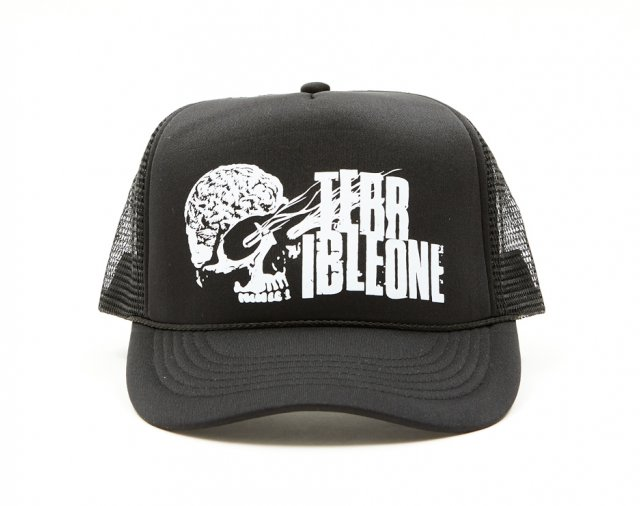 Terrible One Brainskull Mesh Cap