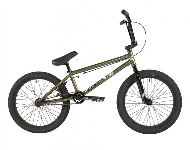 United Recruit JR BMX Bike