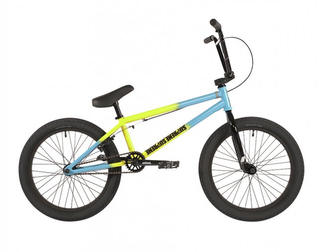 United Supreme BMX Bike