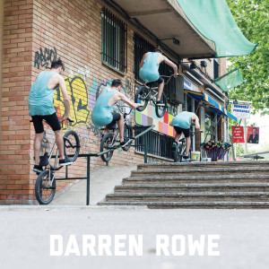 Darren Rowe Dead Sailor BMX Shop