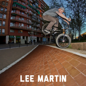 Lee Martin Dead Sailor BMX Shop