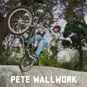 Pete Wallwork Dead Sailor BMX Shop