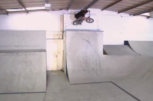 United BMX Jimmy Rushmore 2013 Video Part