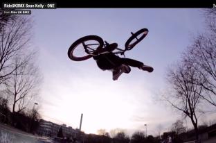 RideUKBMX Sean Kelly - ONE