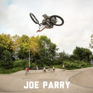 Joe Parry Dead Sailor BMX Shop